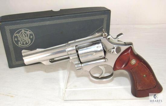 Smith & Wesson 66 .357 Combat Magnum Revolver