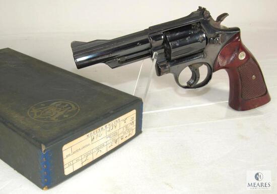 Smith & Wesson 19-3 .357 Magnum Revolver