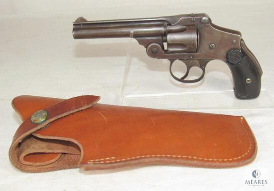 Smith & Wesson Lemon Squeezer Top Break .38 S&W Antique Revolver
