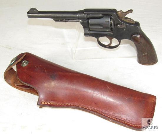Spanish Eibar 96 .38 Long Revolver