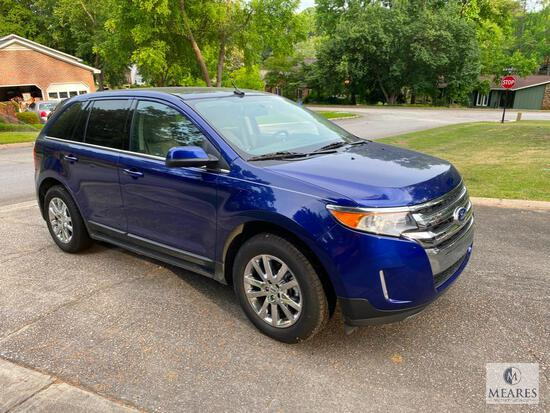 2014 Ford Edge Limited with 16,869 Original Miles!