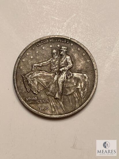 1925 Stone Mountain Commemorative Half Dollar