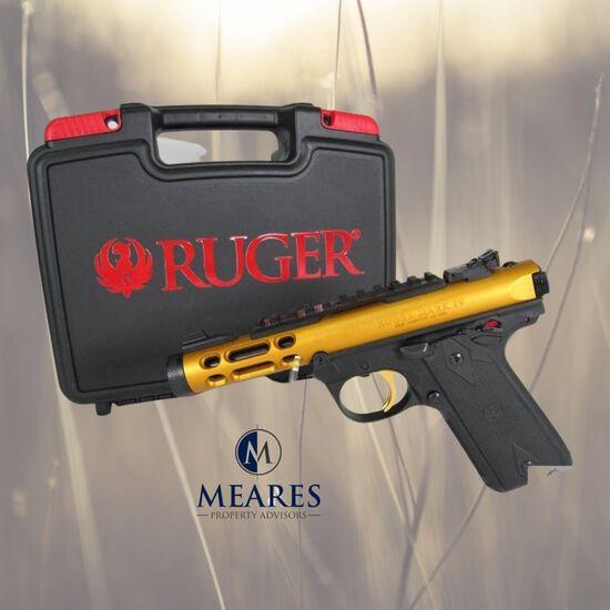 June Firearms & Bulk Ammunition Auction
