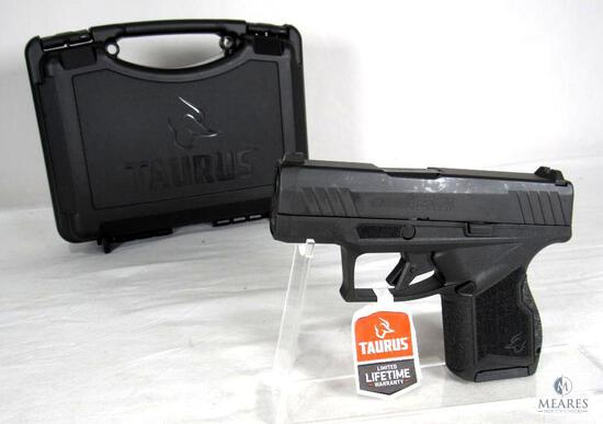 New Taurus GX4 Micro-Compact 9mm Semi-Auto Pistol