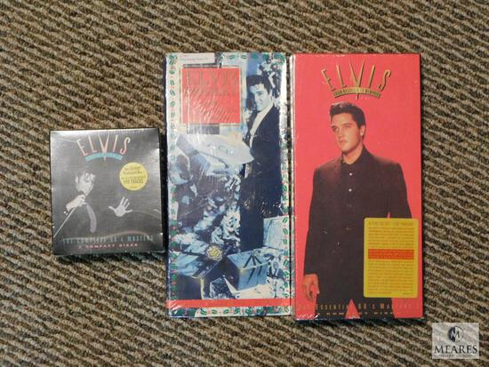 Lot 3 New Elvis Complete CD Discs from 50's, 60's and Christmas