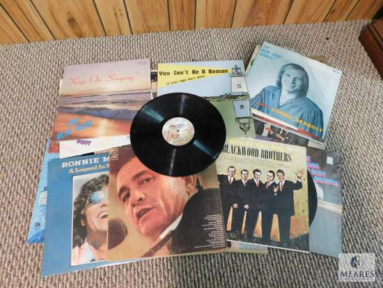 Lot of Assorted LP Vinyl Records