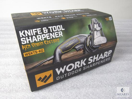 New Ken Onion Edition Knife & Tool Sharpener Work Sharp #WSKTS-KO