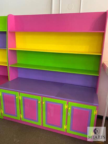 LARGE Colorful Display