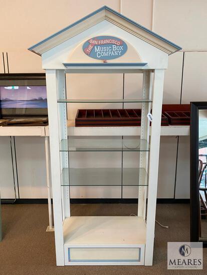 The San Francisco Music Box Company Display
