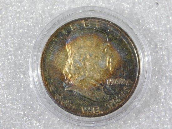 Munn Living Estate Coins - Auction #1