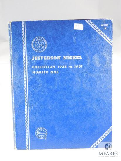 #1 Jefferson Nickel Partial Set includes 1939 D&S & 4 WWII Silver Nickels
