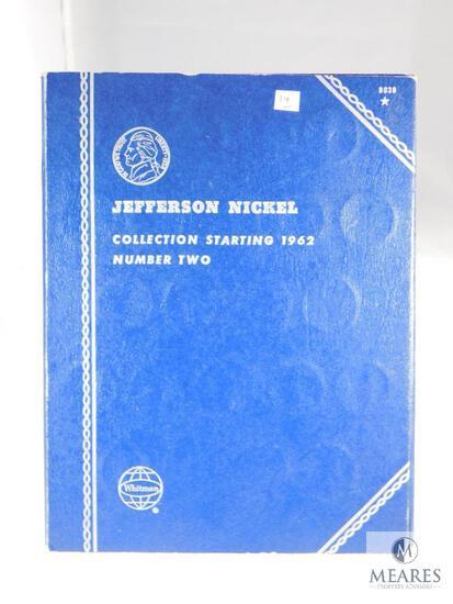 #2 Jefferson Nickel Partial Set 1962-1989