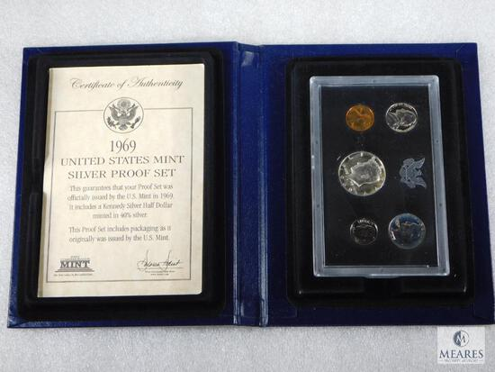 1969 Silver Proof Set