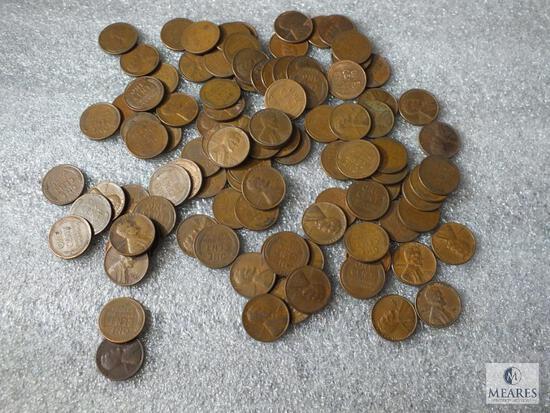 2 Rolls Wheat Cents