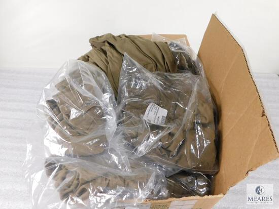 Lot of Approximately 20 Bags of Cold Weather Undershirts