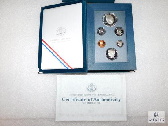 US Mint 1990 Prestige Set