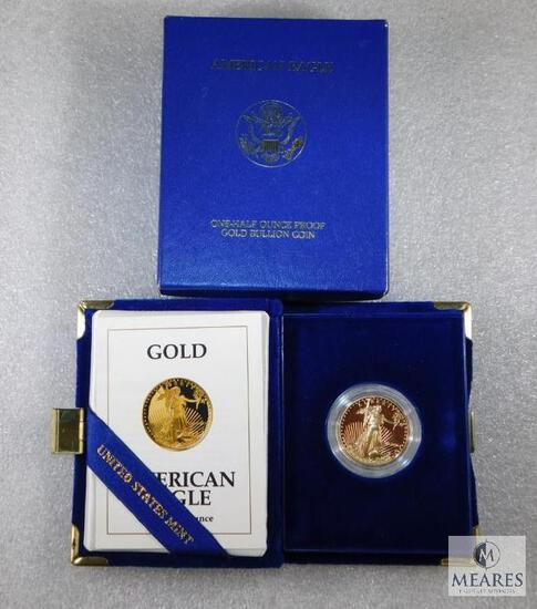 US Mint 1/2 Ounce American Eagle Gold Coin
