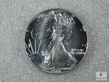 1988 US Mint American Eagle Silver Coin - UNC