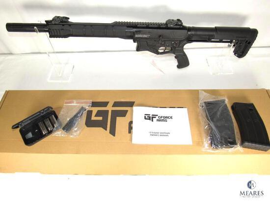 New GForce Arms Tactical MKX-3 12 Gauge Semi-Auto Shotgun