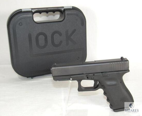 New Glock 19 9mm Semi-Auto Pistol