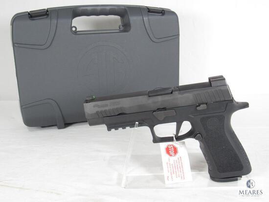 New Sig Sauer P320 Full 9mm Semi-Auto Pistol