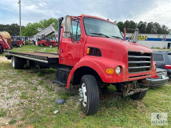 1999 Sterling L7501 Rollback Truck, VIN # 2FZHRJBA6XAB40269