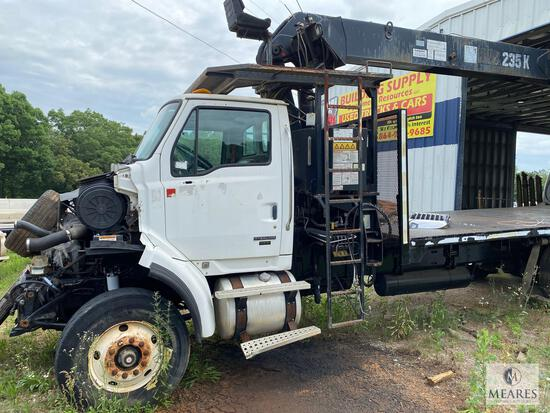 2005 Sterling L9500 Series Truck with HIAB 235K and HIAB Rear Unit (PARTS TRUCK)