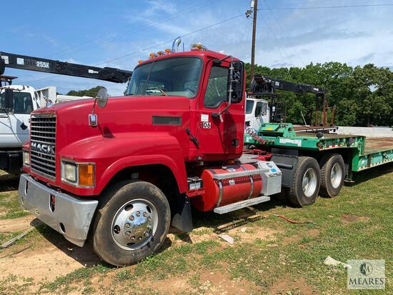 2005 Mack CHN613 Truck, VIN # 1M1AJ06YX5N002850