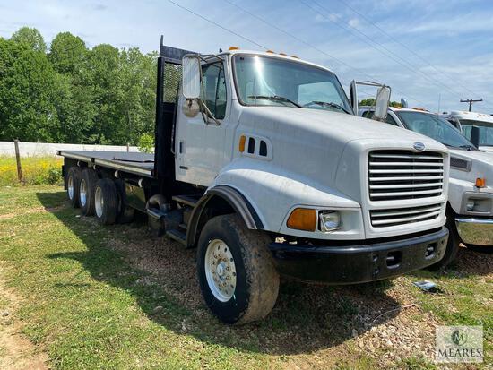 2000 Sterling L9500 Series Moffett Truck, VIN # 2FZXEMCB4YAG19226