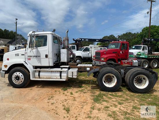 2003 Freightliner FL112 Day Cab Truck, VIN # 1FUJBGAS63HK89567