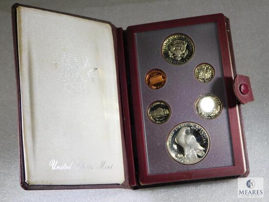 US Mint 1984 Olympic Prestige Coin Set
