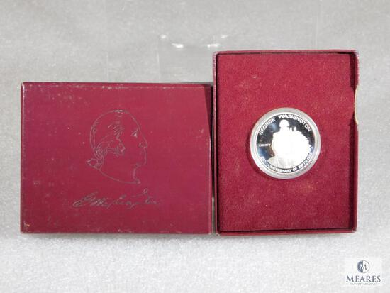 US Mint 1982 Proof George Washington Commemorative Half Dollar Coin