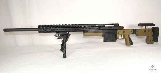 Remington 700 Police Tactical .338 Lapua Mag Bolt Action Rifle