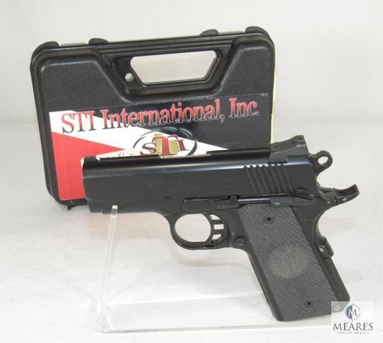 STI International Shadow .40 S&W Semi-Auto Pistol