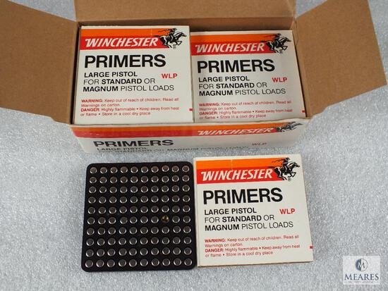 1000 Winchester Large Pistol Primers