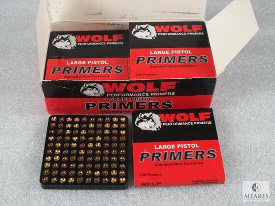 1000 Wolf Large Pistol Primers