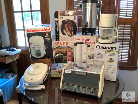 LARGE LOT of Small Household Appliances
