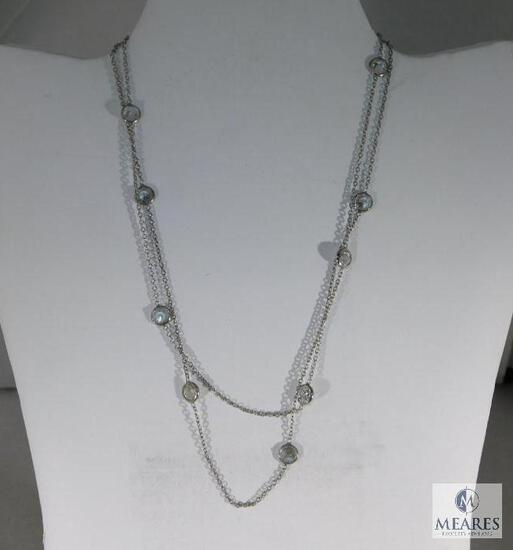 Long Fashion Necklace
