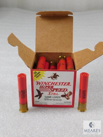 "25 Rounds Winchester Super Speed .410 Gauge 2-1/2"" #6 Shot Shotgun Shells"