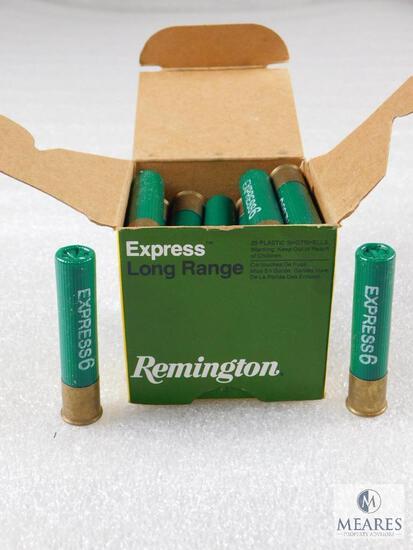 "25 Rounds Remington Express .410 Gauge 2-1/2"" #6 Shot Shotgun Shells"