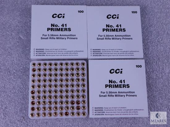 300 CCI Small Rifle Primers