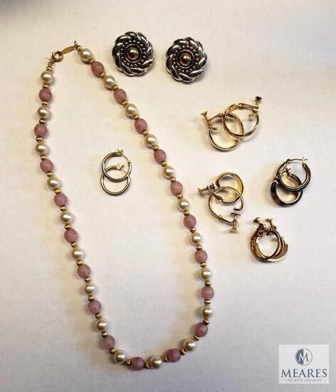 Napier and Monet Vintage Jewelry