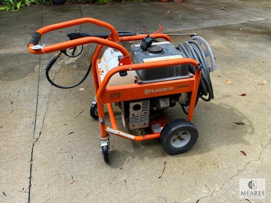 Husqvarna Model 020524 Pressure Washer - 3300 Max PSI (PICKUP ONLY)