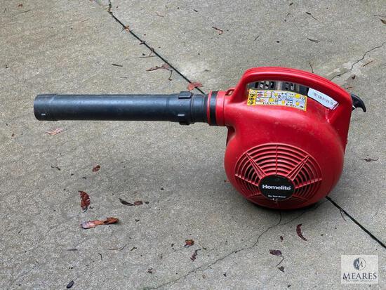 Homelite - The Yard Broom - Blower (PICKUP ONLY)