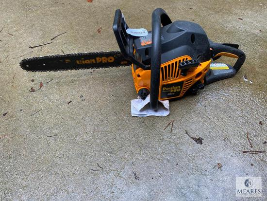 Poulan PRO Chainsaw PP3516AVX - 35cc (PICKUP ONLY)
