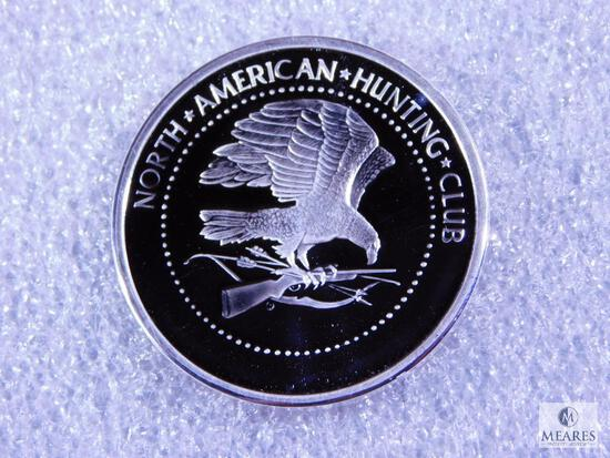 North American Hunting Club Proof Token