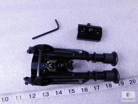 "NEW 6-9"" Height Adjustable Rifle Bipod"