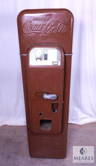 Antique Vendo Company Coin-Operated Coca-Cola Bottled Dispenser