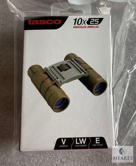 New Tasco 12x25 Binoculars