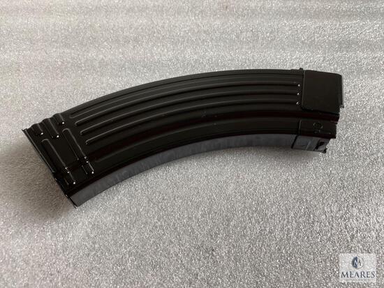 New 30 Round Steel AK-47 7.62x39 Rifle Magazine